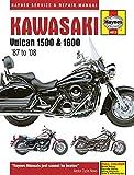 Kawasaki Vulcan 1500 & 1600 '87 to '08 (Haynes Service & Repair Manual)