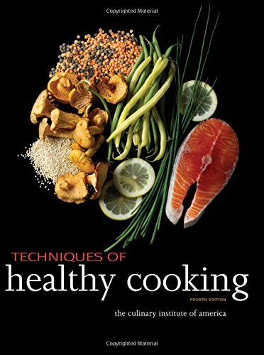 Techniques Healthy Cooking Culinary Institute product image