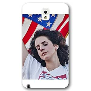 - Customized Personalized White Frosted For Case Samsung Galaxy S3 I9300 Cover, American Famous Singer Lana Del Rey case, Only fit For Case Samsung Galaxy S3 I9300 Cover