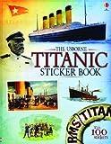 Titanic Sticker Book, Megan Cullis, 0794532764