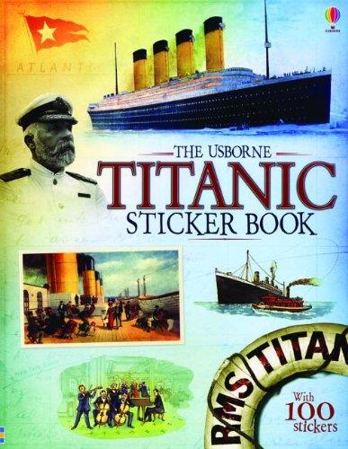 Download The Usborne Titanic Sticker Book pdf epub