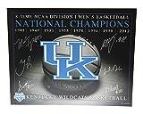 Kentucky 2012 National Champions Including Davis Lamb Jones Kidd-Gilchrist Autographed 16x20 Photo Kentucky Wildcats - Certified Authentic