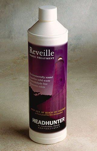 REVEILLE (Case 12 bottles) Biological Waste Degrader and Defoamer -by HEADHUNTER by Headhunter