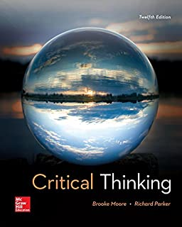 Critical Thinking (1259690873) | Amazon Products