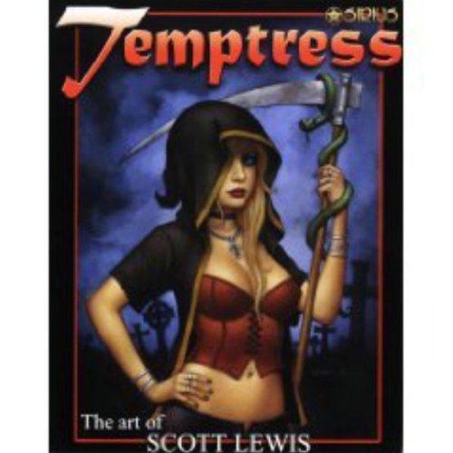 Read Online Temptress: The Art Of Scott Lewis pdf