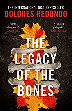 The Legacy of the Bones (The Baztan Trilogy, Book 2) (English ...