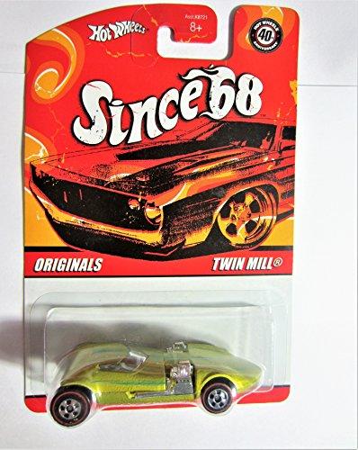Hot Wheels Since 68 Originals Twin Mill #7 of 10 -  Mattel, GM-B00ULPROB2
