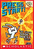#6: The Super Side-Quest Test!: A Branches Book (Press Start! #6)