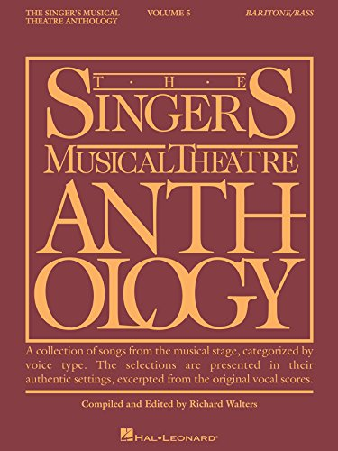 Singers musical theatre anthology volume 5 baritonebass book singers musical theatre anthology volume 5 baritonebass book kindle edition by richard walters arts photography kindle ebooks amazon fandeluxe Image collections