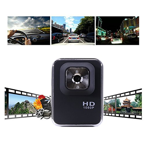Infrared Night Vision Mini Hidden Spy Camera Full HD 1080P ...