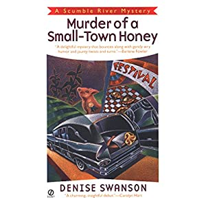 Murder of a Small-Town Honey Audiobook