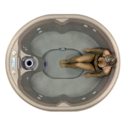 Lifesmart Rock Solid Luna Spa with Plug & Play Operation by LifeSmart