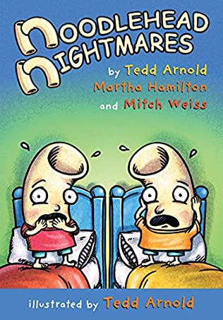 book cover of Noodlehead Nightmares