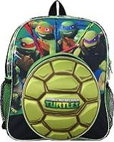 "Nickelodeon Teenage Mutant Ninja Turtle Mini Toddler 12"" Backpack"