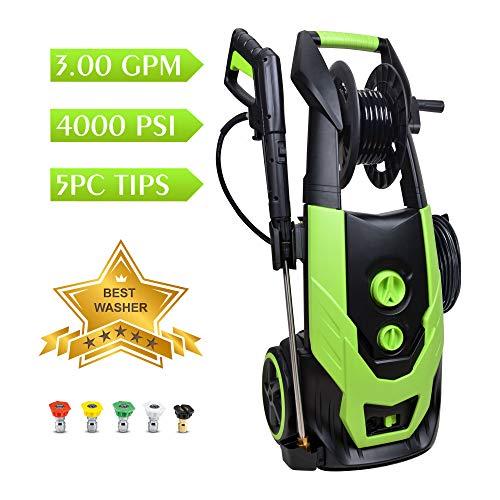 4000 psi pressure washers - 3
