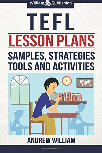 TEFL Lesson Plans Strategies Activities product image