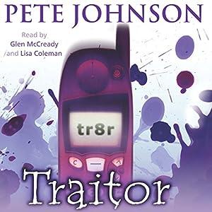 Traitor Audiobook
