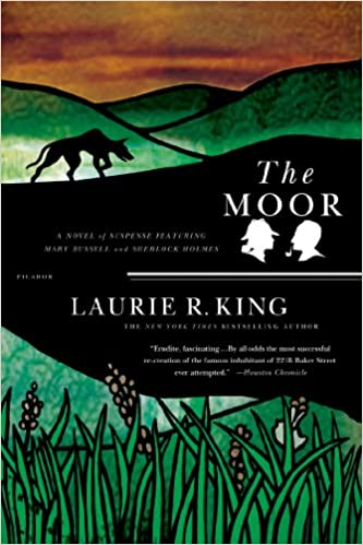 Image result for the moor laurie king