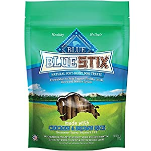 BLUE Stix Soft-Moist Dog Treats