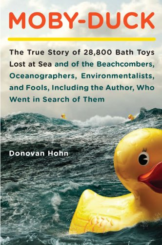Amazon moby duck the true story of 28800 bath toys lost at moby duck the true story of 28800 bath toys lost at sea of fandeluxe Image collections