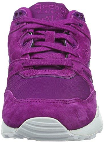 Reebok Ventilator Summer Brights Zapatillas de running, Mujer, Rosa / Blanco