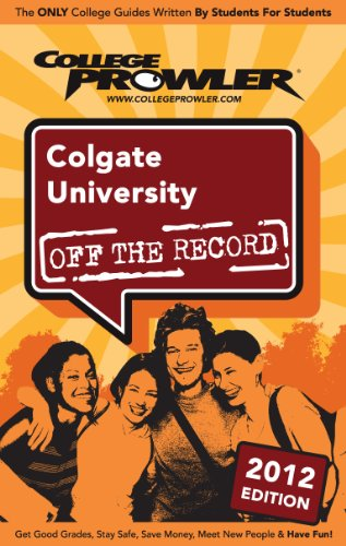 Colgate University 2012