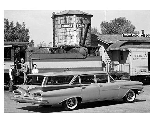 Amazon Com 1959 Chevrolet Brookwood 4 Door Station Wagon