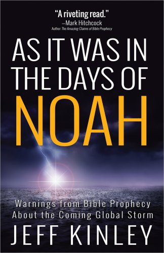 As It Was in the Days of Noah: Warnings from Bible Prophecy About the Coming Global Storm (Si Mall-shops)