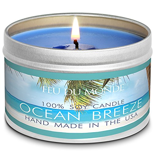 ocean breeze candle - 3