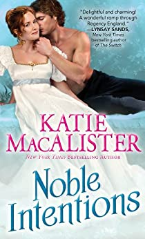 Noble Intentions (Noble series Book 1) by [MacAlister, Katie]