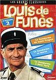 Les Grands Classiques: Louis de Funes (Le Gendarme de Saint-Tropez / Le Gendarme se marie / Le Gendarme a New York)