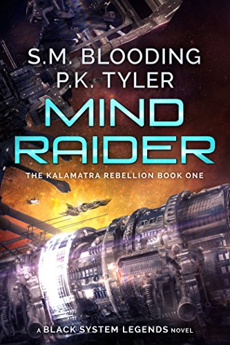Mind Raider (Kalamatra Rebellion Book 1)