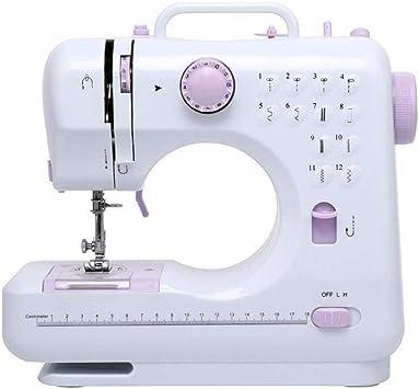 Bult-In - Máquina de coser (12 puntadas, compacta, automática y ...
