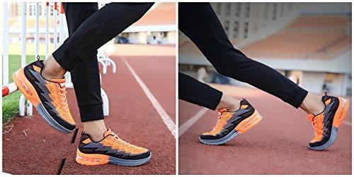 Corsa Casual all'Aperto Air da Sneakers Scarpe Mandarino Interior Unisex 44EU Fitness Running 35 Ginnastica Sportive BETY npAqIPdwv