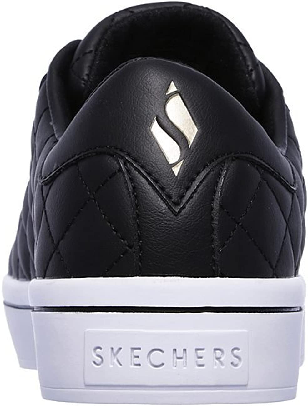 Skechers Street Womens Hi-lite-Quilted Fashion Sneaker