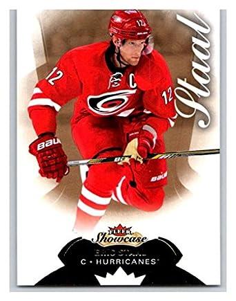 a3b289138 Amazon.com  (HCW) 2014-15 Upper Deck Fleer Showcase  55 Eric Staal  Hurricanes NHL Mint  Collectibles   Fine Art
