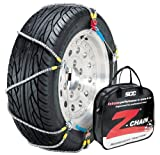 Security Chain Company Z-563 Z-Chain Extreme Performance Cable Tire Traction Chain - Set of 2