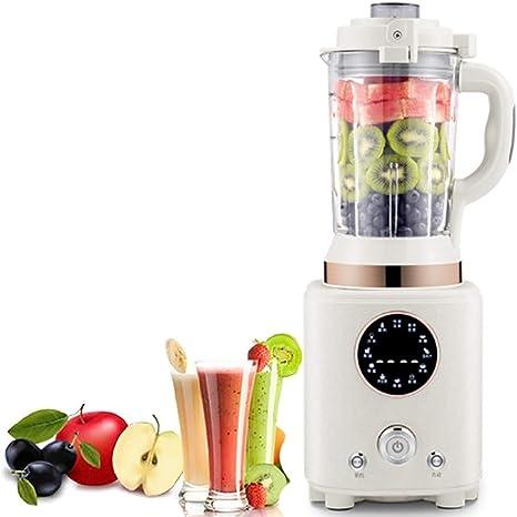 Opinión sobre ALY Licuadora Portatil 2000W Diseño De Bajo Ruido para Frutas Verduras Alimentos para Bebés Y Helado Procesador De Alimentos
