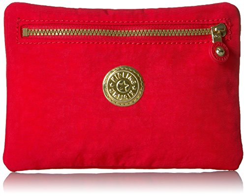 Kipling Rumi Solid Chinese New Year Envelope Pouch (New Handbag Red)