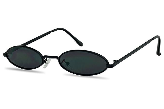 Amazon.com: sunglassup ovalado pequeño Vintage anteojos de ...