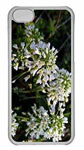 Customized iPhone 6 PC Transparent Case - Spring Flowers 8 Personalized Cover