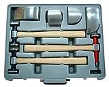 Killer Tools KTEART130 7 Piece Auto Body Repair Set