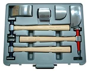 killer tools kteart130 7 piece auto body repair set automotive. Black Bedroom Furniture Sets. Home Design Ideas