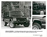 1988 Jeep Cherokee Limited Truck Photo Poster