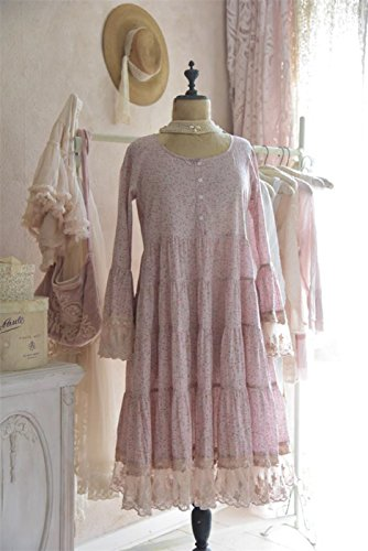 Jeanne d'Arc Living Romantic Mind Tea Rose Dress from - Jeanne Darc Roses