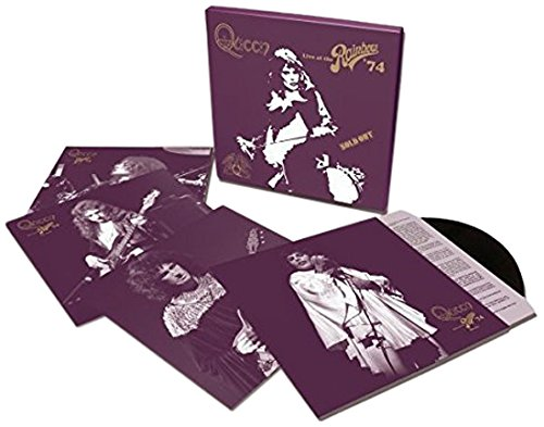 Vinilo : Queen - Live at the Rainbow: Deluxe Edition (United Kingdom - Import, Oversize Item Split)