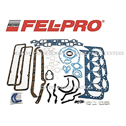 350 Chevy Engine Performance Parts Amazon. Fel Pro 2601000 Small Block Chevy Overhaul Gasket Kit 5579 283 327 350 Sbc Stock Gskt Set. Chevrolet. Front View Chevy 350 Engine Schematic At Scoala.co