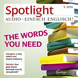 Spotlight Audio - The words you need. 5/2014