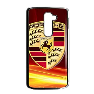 Porsche sign fashion cell phone case for LG G2