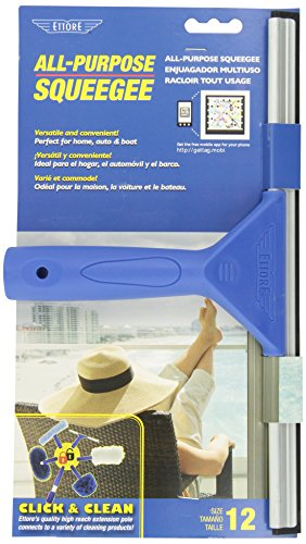 Ettore 17012 All-Purpose Squeegee, 12-Inch>